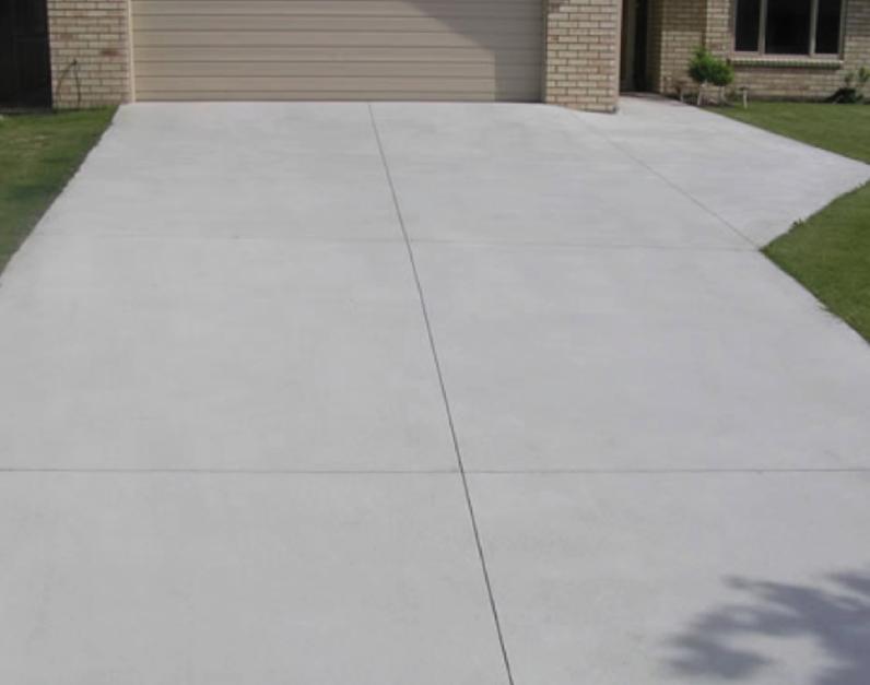 concrete finishes